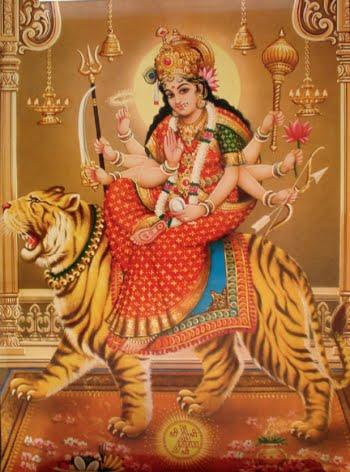 Goddess Durga Mata