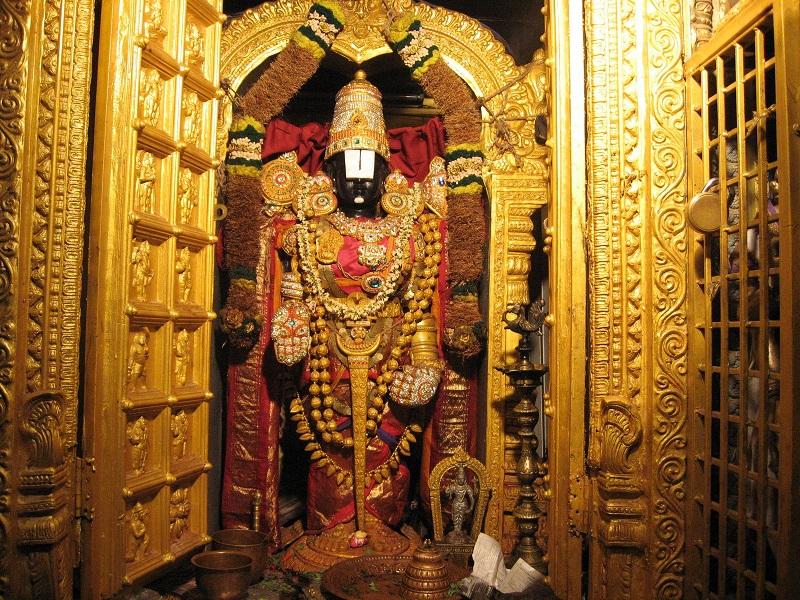 Lord Venkatesh