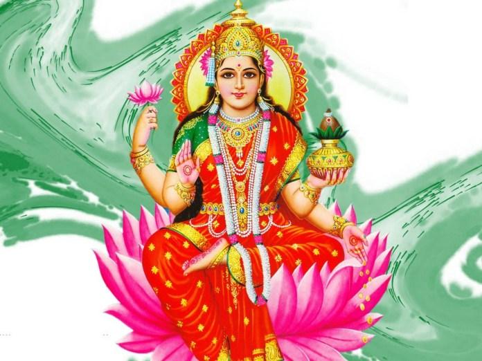 Lakshmi Maa Poster
