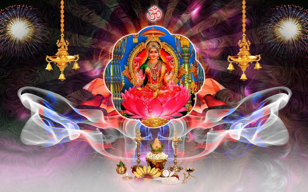 Lakshmi Devi Pooja Photo