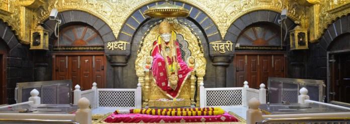 Sai Baba Full Width