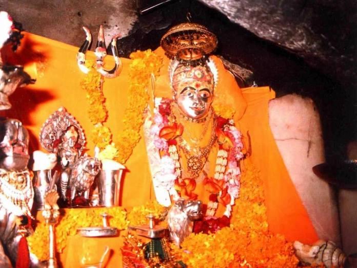 Sundha Mata Orange Chunari