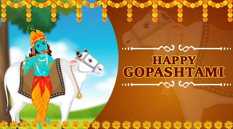 Gopashtami Wishes