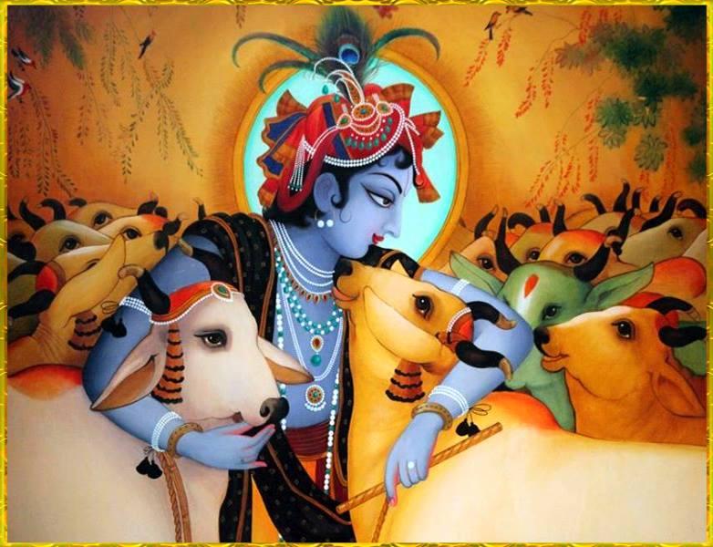 Krishna Gopashtami
