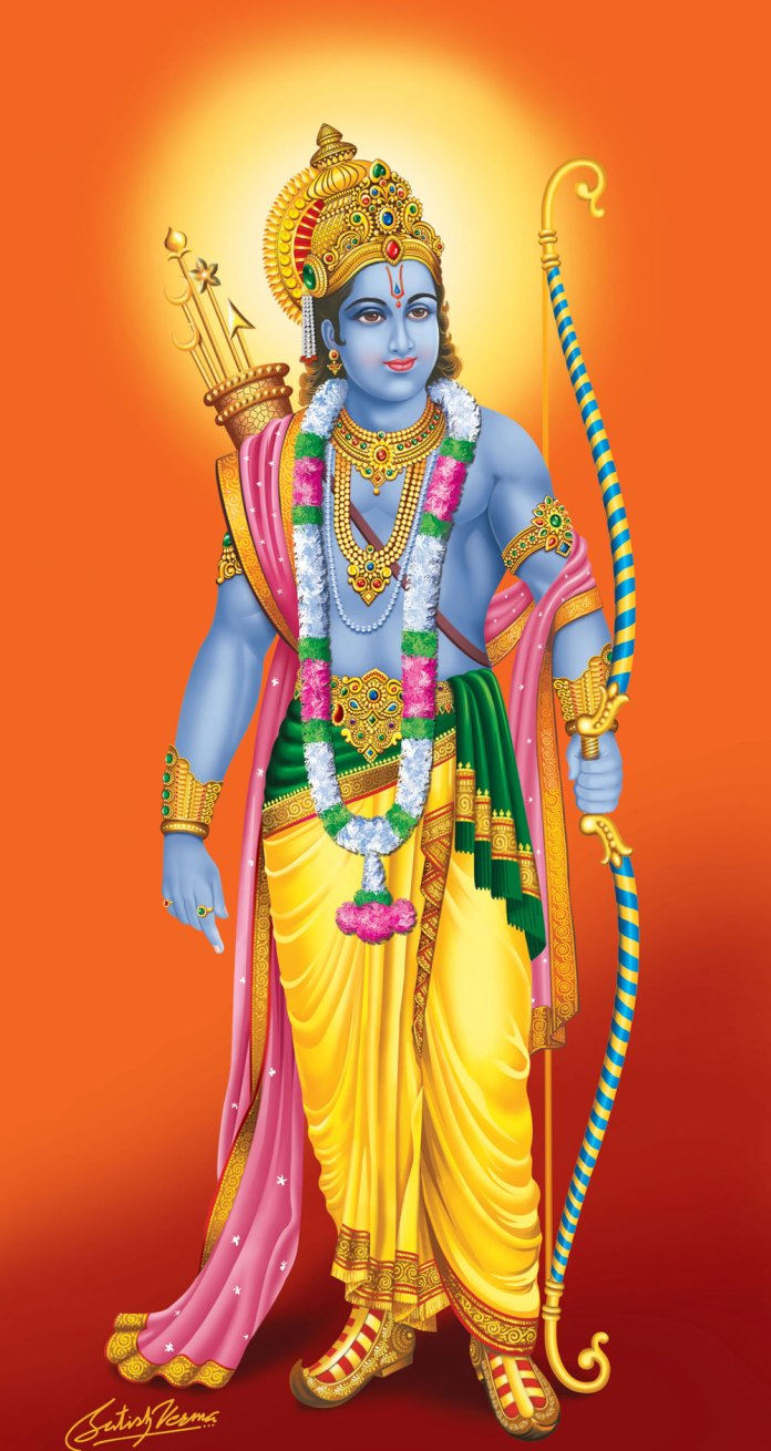 Sri Ram Hd Wallpaper For Mobile