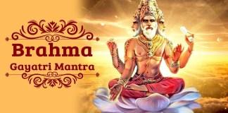 Brahma Gayatri Mantra