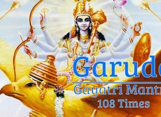 Garuda Gayatri Mantra