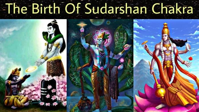 Sudarshana Birth