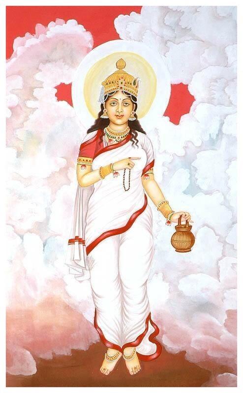 Brahmacharini Mantra