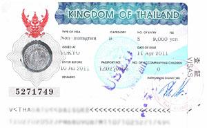 外國人がタイで働くために必要な許可(現地採用向け) | 世界 ...