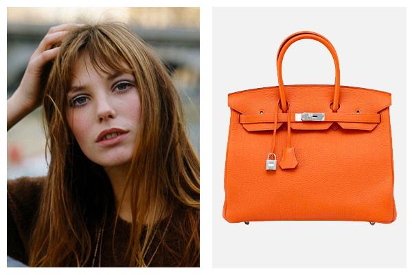 Borsa Birkin di Hermès