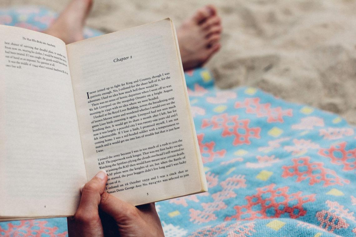 5 Libri da leggere in vacanza