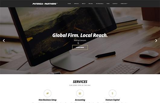 CSS Igniter Potenza WordPressTheme