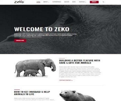 ThemeIsle Zeko WordPress Theme