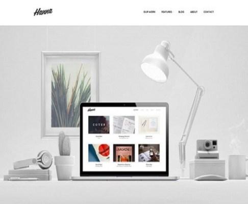 ThemeZilla Hanna WordPress Theme