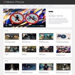 obox themes motion picture wordpress theme