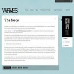 obox themes waves wordpress themes