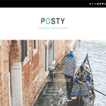 posty wordpress theme