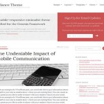 studiopress balance wordpress theme