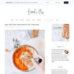 studiopress foodie pro wordpress theme