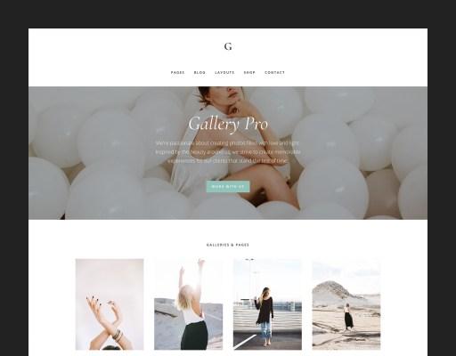 StudioPress Gallery Pro WordPress Theme