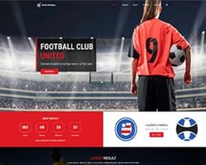 Premium Moto Theme Football 1