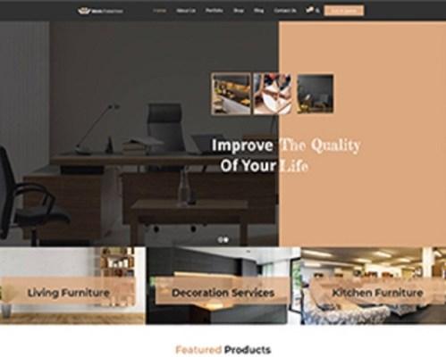 Premium Moto Theme Furniture 1