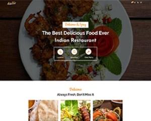 Premium Moto Theme Indian Restaurant 1