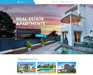 Premium Moto Theme Low Cost Real Estate