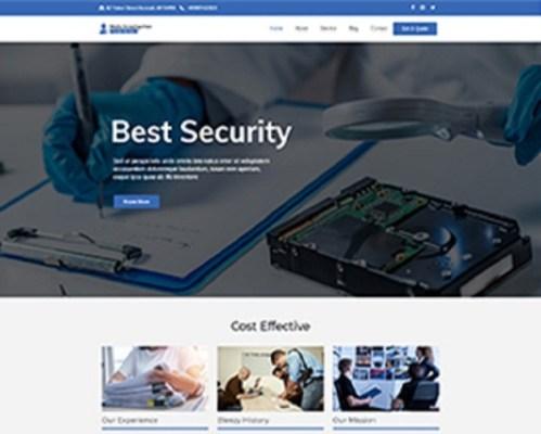 Premium Moto Theme Private Investigation Services 1