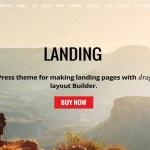 Themify Landing WordPress Theme