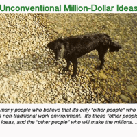 Unconventional Million-Dollar Ideas