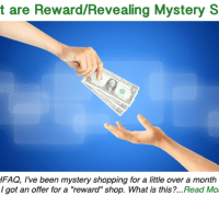What are Reward and Revealing Shops?