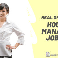 Real or Scam: House Manager Job Ad