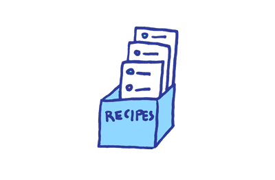 Open source recipes provide a base of knowledge that moves the community forward together. They can be used for software integration, business process automation, and more.