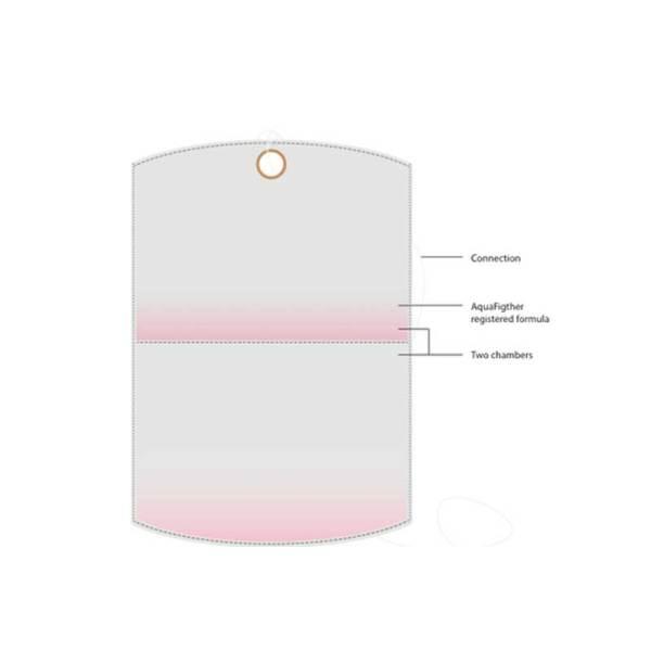 Veden poisto dieselistä - aquafighter canvas