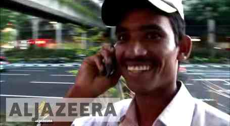 Migrant Dreams: Bangladeshi Workers in Singapore – REWIND