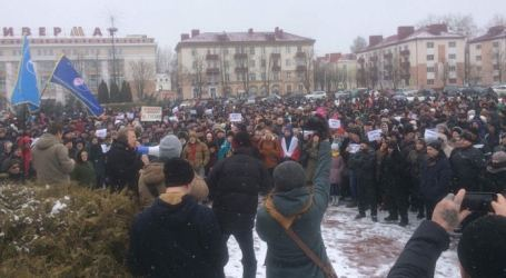 Belarus: Being unemployed continues to be workers' fault!