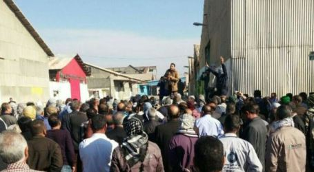 Haft Tapeh workers in Iran win unpaid wages after months of struggle