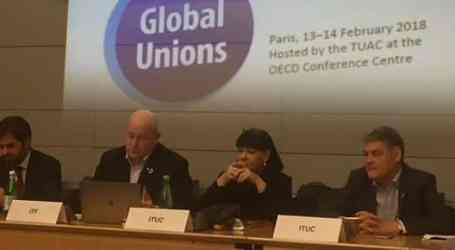 The Council of Global Unions condemns attacks on labour rights