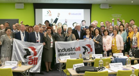 Building union power in broader Europe