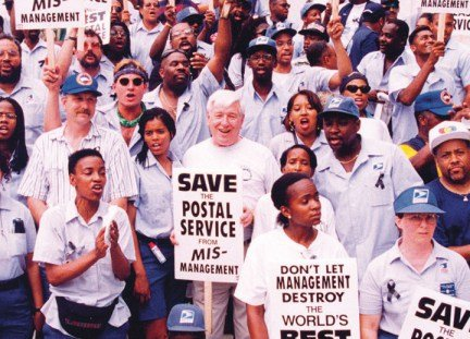 1970 postal strike.