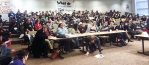 Photo: NC Student Power Union