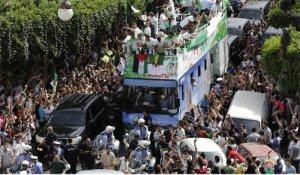 Algeria's soccer heroes