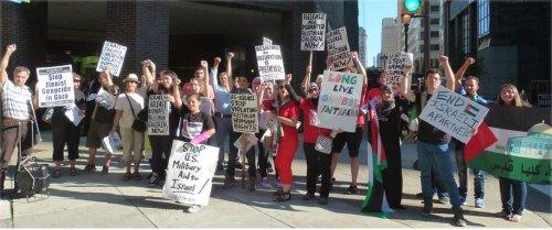 Free Palestinian prisoners!