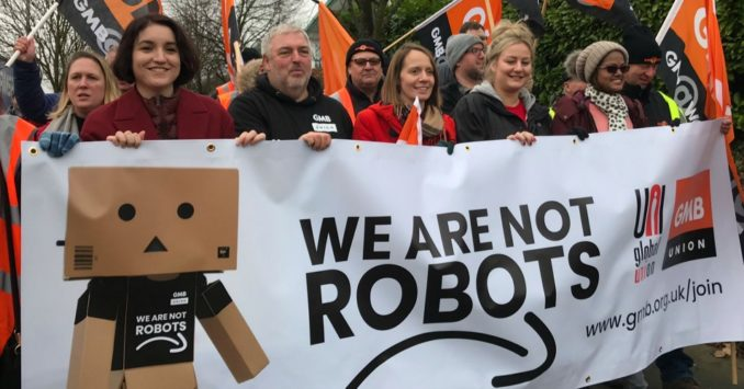 Workers strike at Amazon in Germany, Spain – Workers World