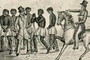 Slavery was legal in New York until 1827.