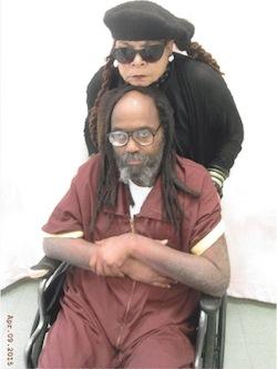 Wadiya Jamal and Mumia Abu-Jamal