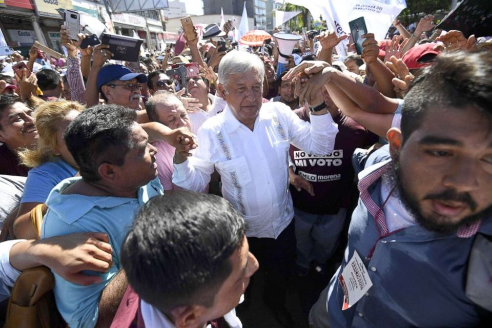 In Mexican Election, Masses Move Left