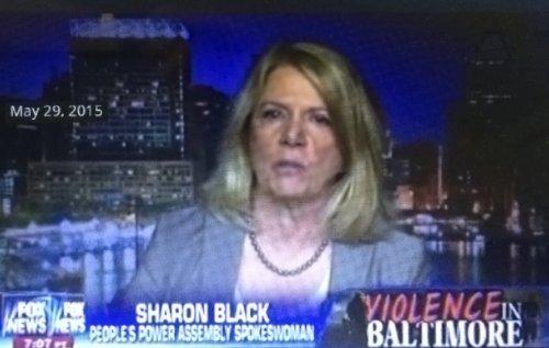 Sharon Black takes on Sean Hannity.